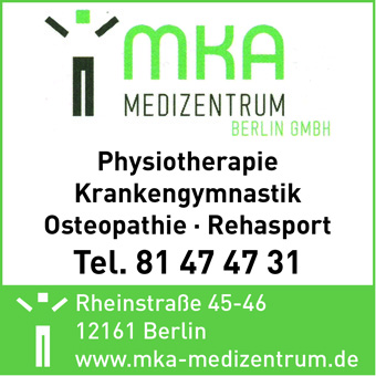 MKA Medizentrum Berlin GmbH