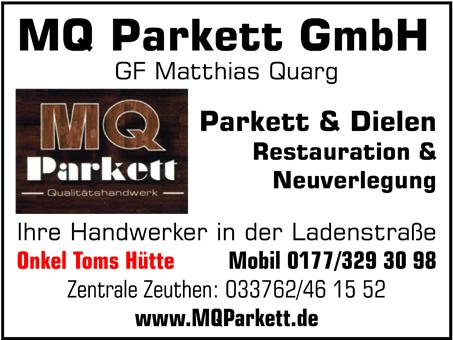 MQ - Parkett GmbH