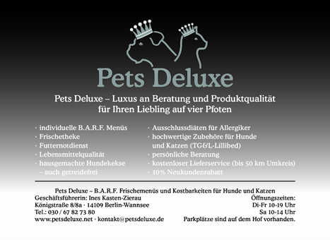 Pets Deluxe GmbH