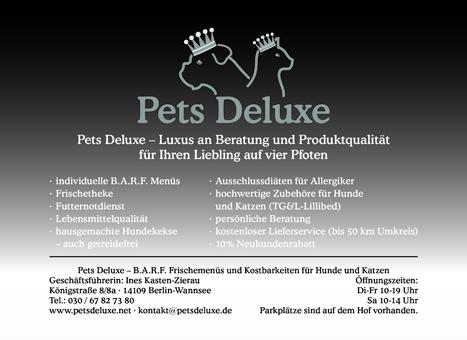 Pets Deluxe GmbH