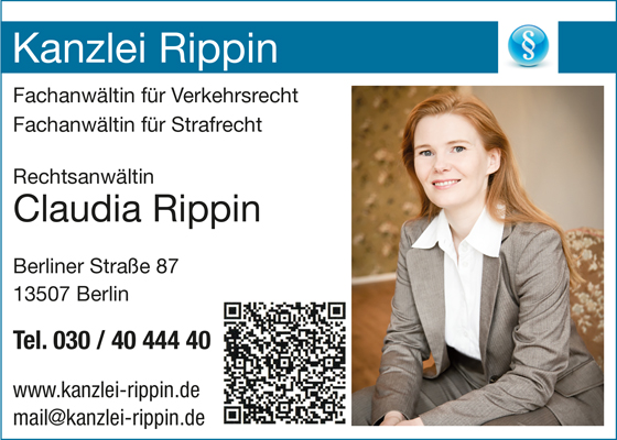 Logo von Rippin Claudia
