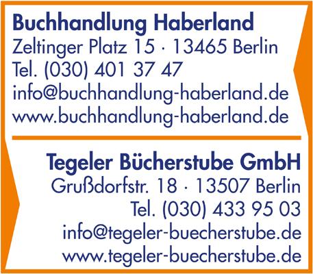 Logo von Buchhandlung Haberland