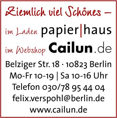 Logo von Papierhaus