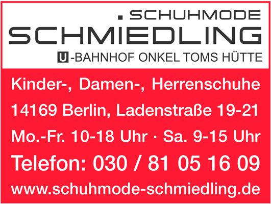 Logo von Schuhmode Schmiedling