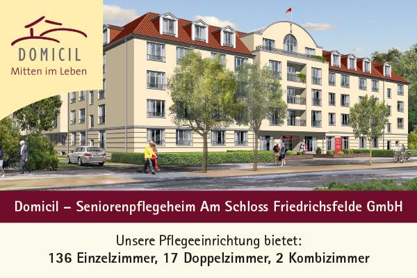 Domicil - Seniorenpflegeheim