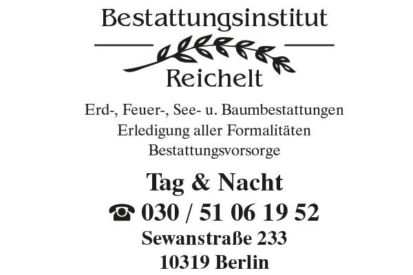 Bestattungsinstitut Reichelt GmbH