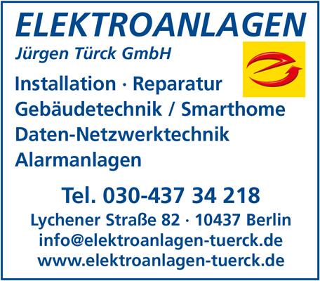 Elektroanlagen Jürgen Türck GmbH