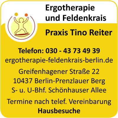 Ergotherapie und Feldenkrais Praxis Tino Reiter