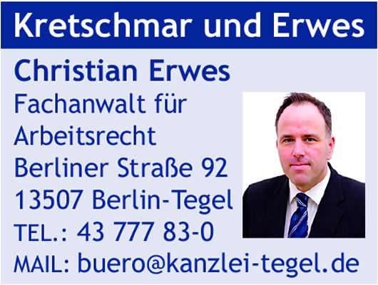 Erwes Christian