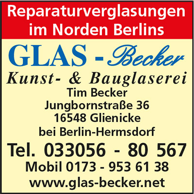 Becker Kunst- & Bauglaserei