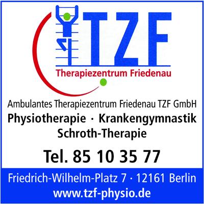 Ambulantes Therapiezentrum Friedenau TZF GmbH