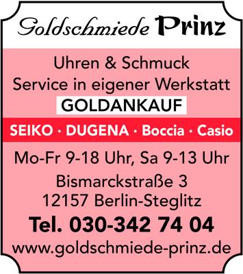 Goldschmiede Prinz