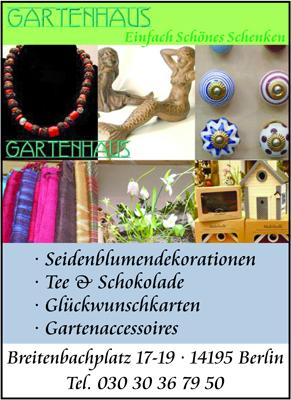 Logo von Gartenhaus, Sabine Kubisch