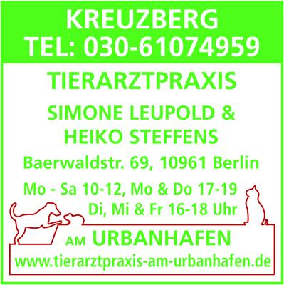 Leupold, Simone und Heiko Steffens