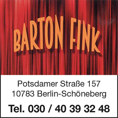 Logo von Barton Fink