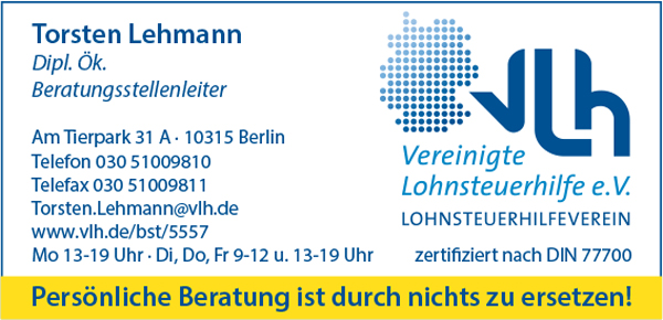 Logo von Lehmann Torsten Dipl. Ök.