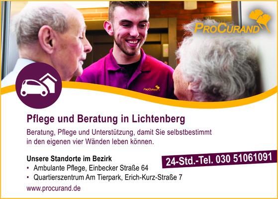 ProCurand Ambulante Pflege GmbH