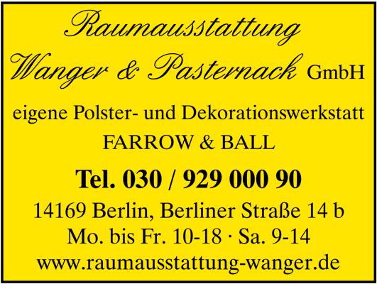 Wanger & Pasternack