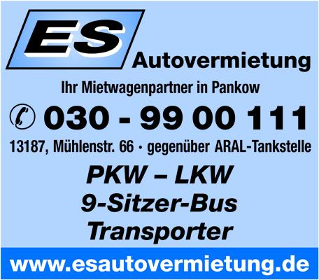 ES Autovermietung GmbH